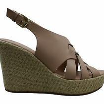 Xoxo Womens Lazaro Fabric Open Toe Casual Ankle Strap Sandals Blush Size 6.5 8 Photo