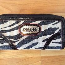 Xoxo Zebra Print Wallet Photo