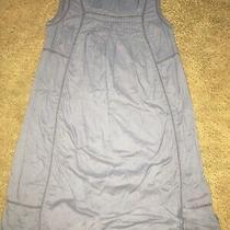 Xs Gap Maternity Cotton Dress Lined Photo