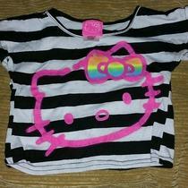 Xs Girls Hello Kitty Shirt Very Cute Photo