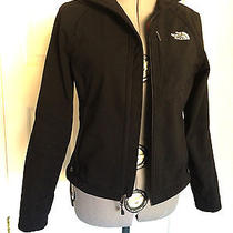 Xsmall Ladies' Black Windproof Apex Bionic North Face Softshell Jacket Photo