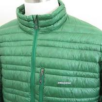 Xxl 2x Large Mens Patagonia Ultralight Dill Green Down Sweater Jacket 279 Nwt Photo