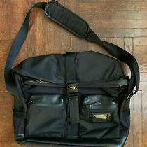 Y-3 Messenger / Shoulder Bag Black Adidas Y3 Yohji Yamamoto Gym Balenciaga Photo
