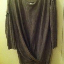 Y Yigal by Yigal Azrouel Knit Top Tunic Pullover Sweater Medium Summer Light Photo