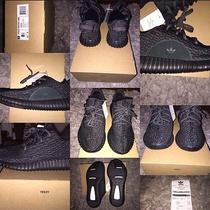 Yeezy 350 Boost Pirate Black See Description Photo