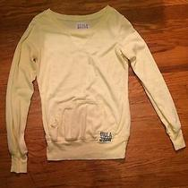 Yellow Billabong Sweater Small Photo