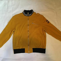 Yellow Converse Zipper Jacket Size L Photo