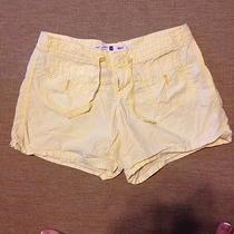 Yellow Gap Shorts Size 1 Photo