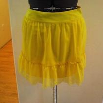 Yellow Kensie Skirt Photo