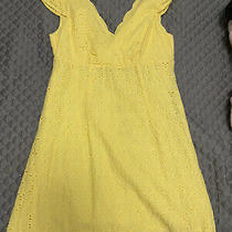 Yellow Laundry by Shelli Segal Dress Size 4 Photo