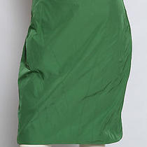 Yigal Azrouel Clover Green Pencil Skirt Sz 10 Nwt 790 Photo