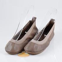 Yosi Samra Leather Upper Ballet Flats Sz 5 Us / 35 Eu 140 Nwob Photo