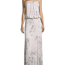 Young Fabulous and Broke Sydney Tie-Dye Strapless Dress Pink Combo Size M New Photo