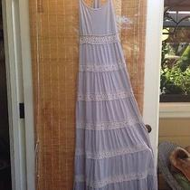 Young Fabulous and Broke Yfb Lavender Grey Maxi Dress Racerback Photo