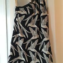 Young Fabulous & Broke Bird Dress One Shoulder Photo