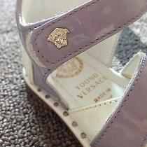 Young Versace  Baby Shoes Photo