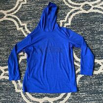 Youth Boys Adidas Lightweight Hoodie Shirt Sz Large 14 16 Great Condition  Photo