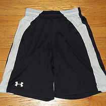 Youth Boys Under Armour Heat Gear Shorts Size Medium Photo