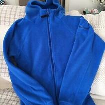 Youth Columbia Hooded Fleece Full Zip Jacket Size 10-12 Photo