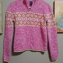 Youth Girls Heavy Gap Sweater Photo