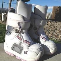 Youth Sz 12c Burton Freestyle   Snow Boots Photo