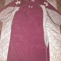 Youth Under Armour Boys Kids Heat Gear Fitted Shirt Small Photo