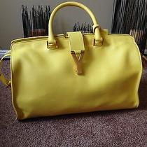 Ysl Cabas Bag Medium Photo