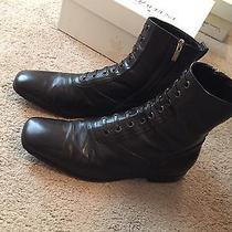 Ysl Mens Boxing Boot Photo