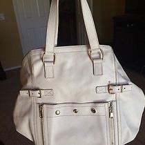 Ysl Off White Handbag Photo