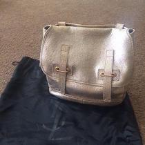 Ysl Yves Saint Laurent Besace Messenger Shoulder Bag Leather Kate Moss Style Photo