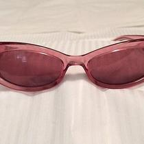 Ysl Yves Saint Laurent Rose Sunglasses 6059/strass Photo