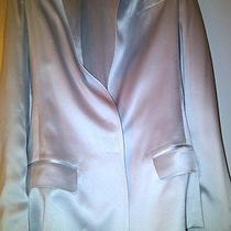 Ysl Yves Saint Laurent Silk Suit Fr 36- Jacket & Pants Seperately for Sale Too Photo