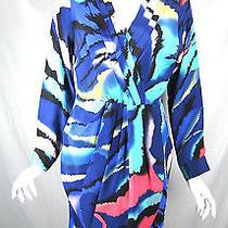 Yumi Kim Blue Multi Print