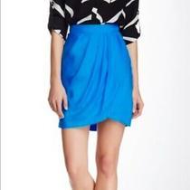 Yumi Kim Blue Tulip Mini Skirt - Size Small Photo