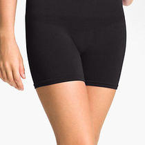 Yummie by Heather Thomson Nina Shaping Shorts Black Size L / Xl 14 - 16 Photo