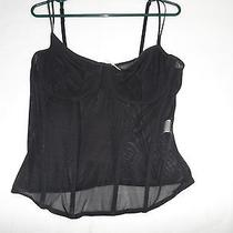 Yummie Tummie Aliana Bustier Yt1-114 Shapewear Black Xl-108 Photo