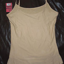 Yummie Tummie Eva Tank Top Beige Nude Shaping Shirt  Plus Size 2x  2xl Nwt  Photo