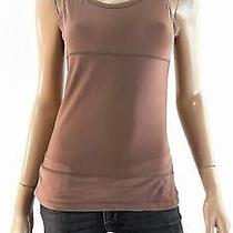 Yummie Tummie Seamless Slim 2-Way Boyfriend Tank Womens L Cami Top Chop 6gebzh1 Photo