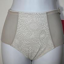 Yummie Tummie Vanilla Champagne Slimmer High Waist Shapewear Panty Nwt Xs  Photo
