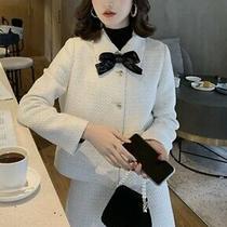 Yumomo Tweed Blazer and Skirt Sets Sz Xs Madewell Zara Photo
