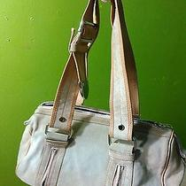 Yves Saint Laurent Bag Suede Beige  Photo