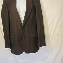 Yves Saint Laurent Blazer Jacket Size Xs to S Made France Vent Mint Light Photo