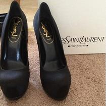 Yves Saint Laurent Heels New With Box Photo