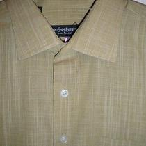 Yves Saint Laurent Men's Button-Front Long Sleeve Shirt (44  / 17.5) Photo