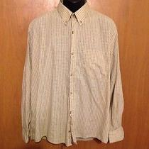 Yves Saint Laurent Men's Dress Shirt Size 17 17 1/2  - 43/44 Eur. Photo