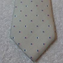 Yves Saint Laurent Mens Tie Skinny 3