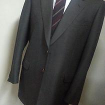 Yves Saint Laurent Rive Gauche Brown Suit Jacket No Pants 2 Button  44 Long   Photo