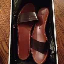 Yves Saint Laurent Vintage Flats-New With Box Photo