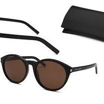 Yves Saint Laurent Women's Sunglasses - Black Frame Photo