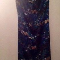 Yves Saint Laurent Ysl 100% Silk Classy Exclusive Dress Size 34 (Xs) Photo